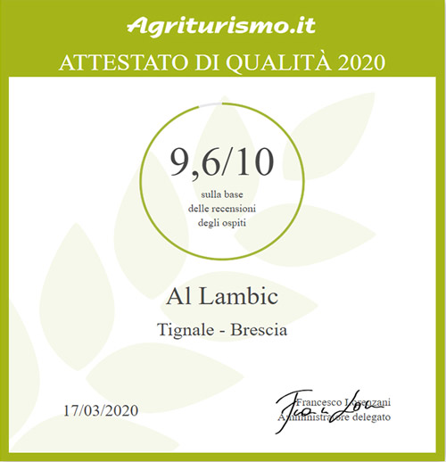 Agriturismo.it-Certification